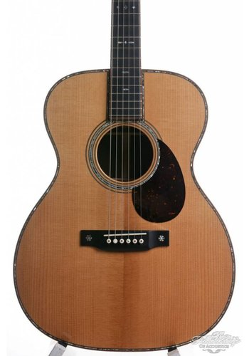 Martin Martin Custom OM42 Authentic VTS Guatemalan Adirondack 2015 MINT