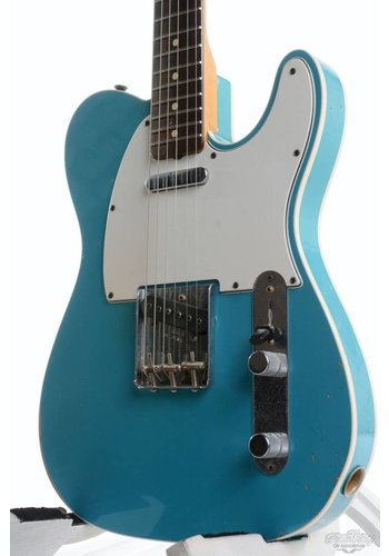 Fender Fender Custom shop Limited Edition 1962 Custom Telecaster Relic Taos Turquoise 2009 MINT