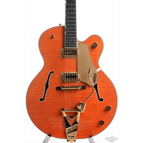 Gretsch Gretsch Limited Edition Chet Atkins G6122-1959 Hall of Fame Country Gentleman Orange Flame 2011 Mint