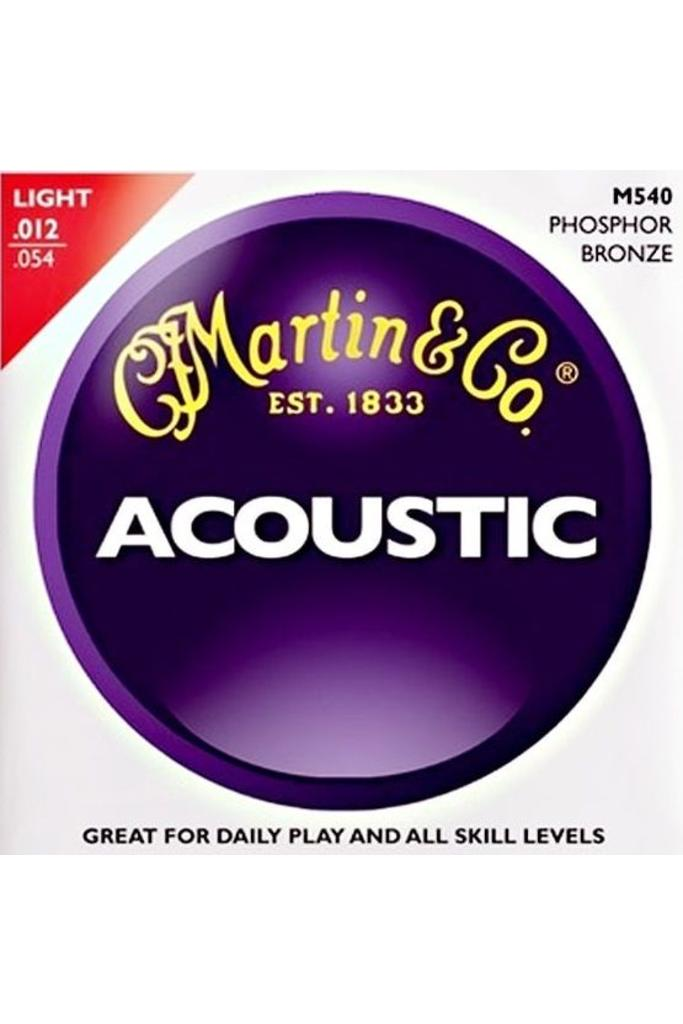 Martin Acoustic M540 Phosphor Bronze