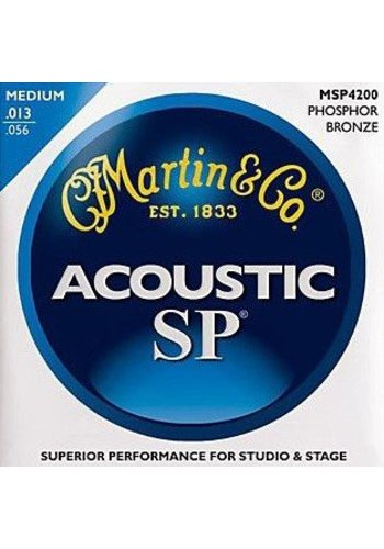 Martin Strings Martin Acoustic SP MSP4200 0.13