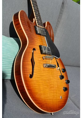 Gibson Gibson ES-335 Faded Cherry burst flame 2003