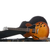 Gibson ES-335 Dot Reissue Faded Cherry burst flame 2003