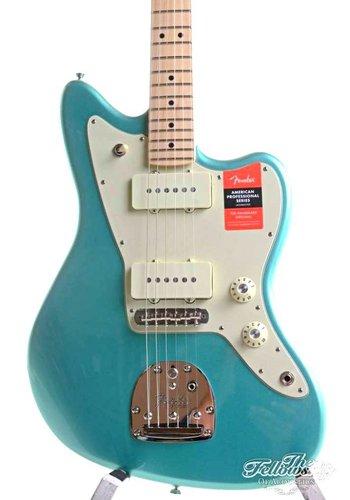 Fender Fender American Professional Jazzmaster MN Mystic Seafoam