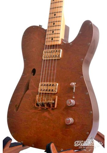 Rebelrelic RebelRelic Radiator Copper thinline Telecaster