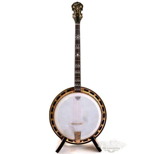 Gibson 1925 Gibson TB-5 Deluxe Mastertone Tenor banjo, EC