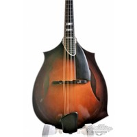 Giacomel J3 custom sunburst mandoline mint