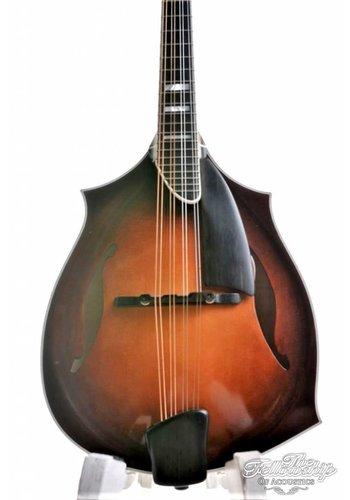 Giacomel Giacomel J3 varnish sunburst mandolin 2016 mint