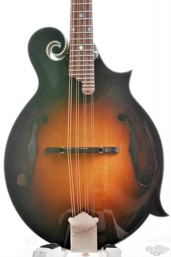 Gibson F5G Mandolin Cremona Sunburst w F-5 Case