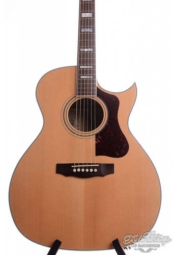 Guild Guild F-47MC Adirondack - Flamed maple Natural 2012