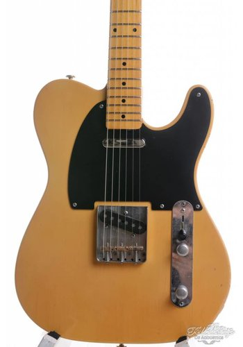 Haar Haar Trad-T Sugar Pine Butterscotch light aged Maple Neck