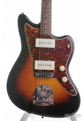 Fender Fender Jazzmaster 1961 Sunburst Origineel vintage