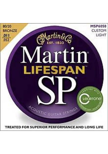Martin Martin Lifespan SP Cleartone MSP6050