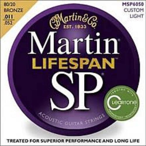 Martin Martin Lifespan SP Cleartone MSP6050