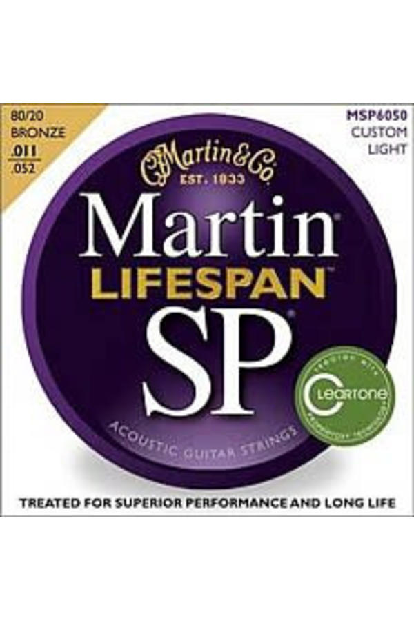 Martin Lifespan SP Cleartone MSP6050