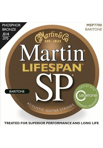 Martin Strings Martin Lifespan Baritone SP MSP7700 14-70