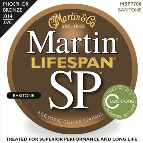 Martin Strings Martin Lifespan baritone SP MSP7700 14-70