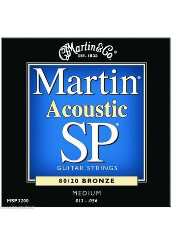 Martin Martin Acoustic SP MSP3200