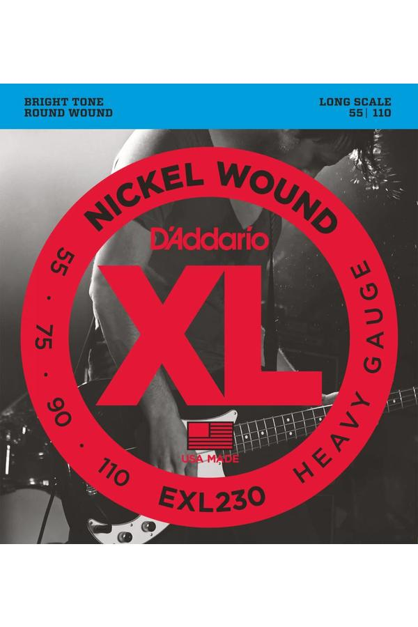 d'addario EXL230 55-110