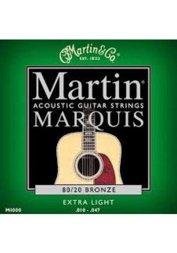 Martin Strings Martin Marquis M1000 80/20 Bronze 10-47