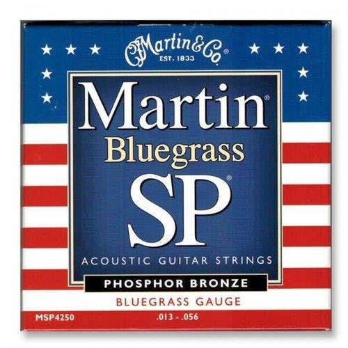 Martin Martin Bluegrass SP MSP4250 Phosphor Bronze Bluegrass Guage 013-056