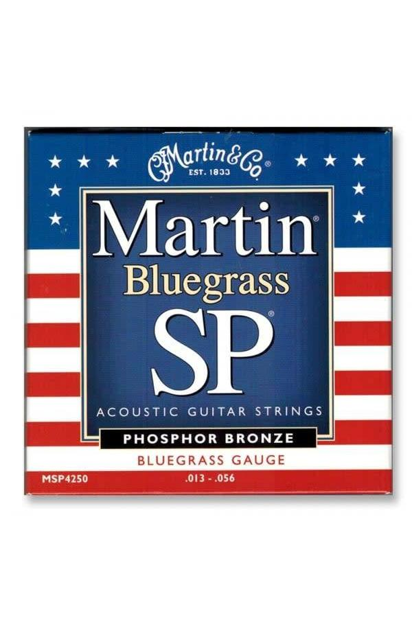 Martin Bluegrass SP MSP4250 Phosphor Bronze Bluegrass Guage 013-056