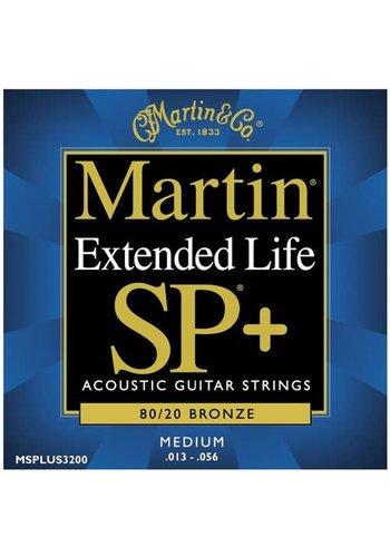 Martin Martin Extended Life SP+ 80/20 Bronze MSPLUS3200