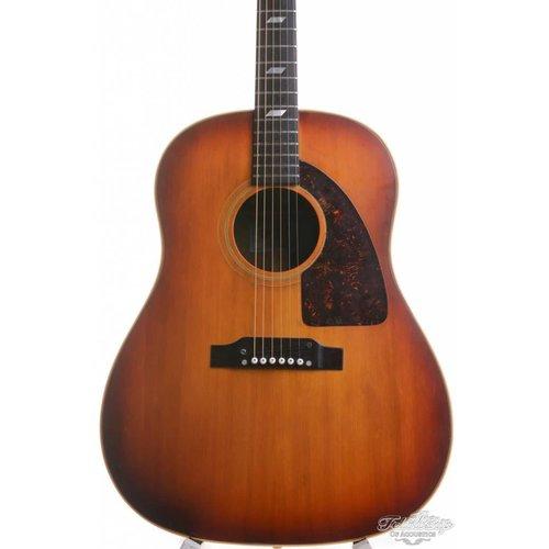 Gibson Epiphone FT79 Texan Cherry sunburst 1966 EC
