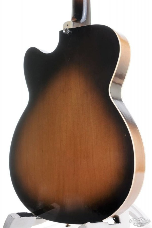 Unknown 50s Archtop
