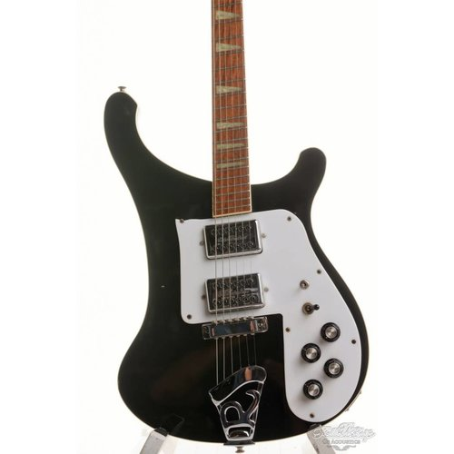 Rickenbacker Rickenbacker 481 slant fret black 1976