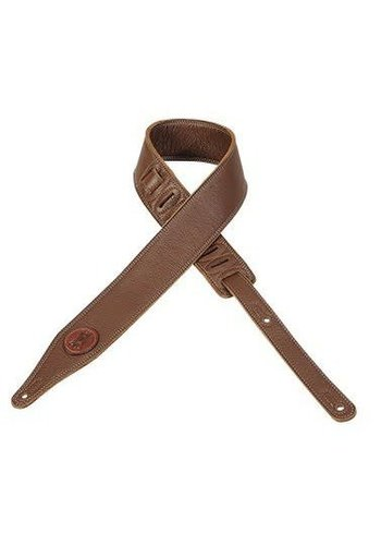 Levys Levy's Electric Guitarstrap M17SS Brown