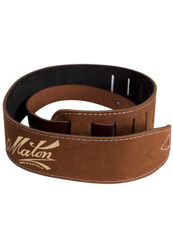Maton Maton Guitar Strap Brown