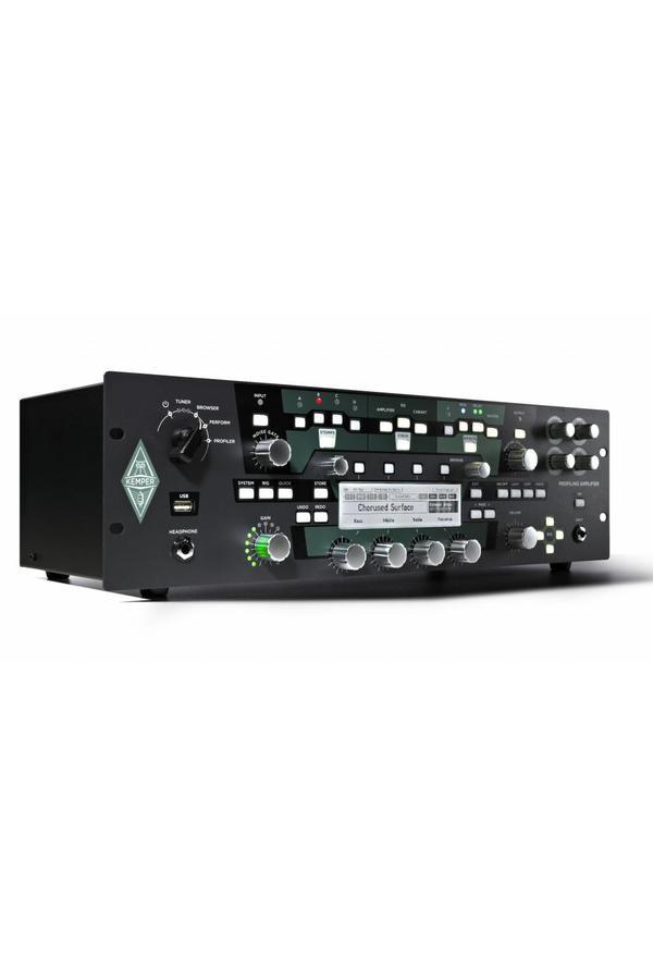 Kemper Profiler Amplifier Profiling Rack-Black - The Fellowship of ...