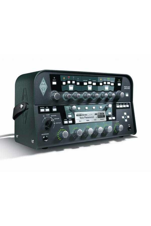 Kemper Profiler Amplifier Profiling Head black
