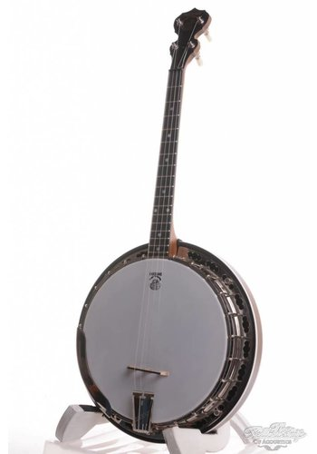 Deering banjo Deering Boston Tenor 17 Banjo Near Mint
