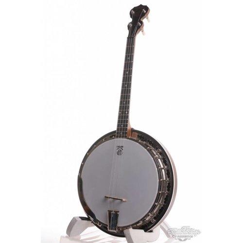 Deering banjo Deering Boston Tenor 17 Banjo Near Mint