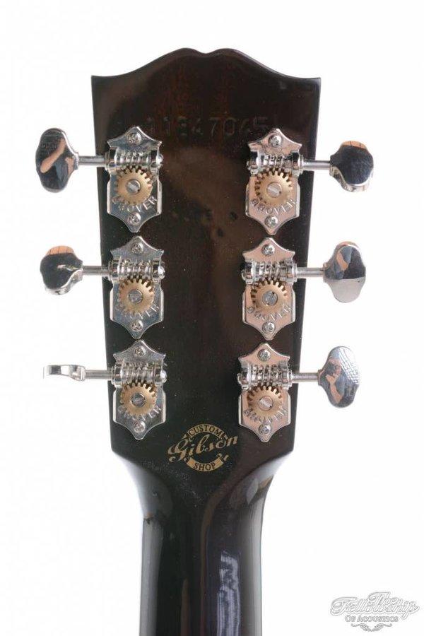 Gibson LG2 L Series Vintage vs 2018