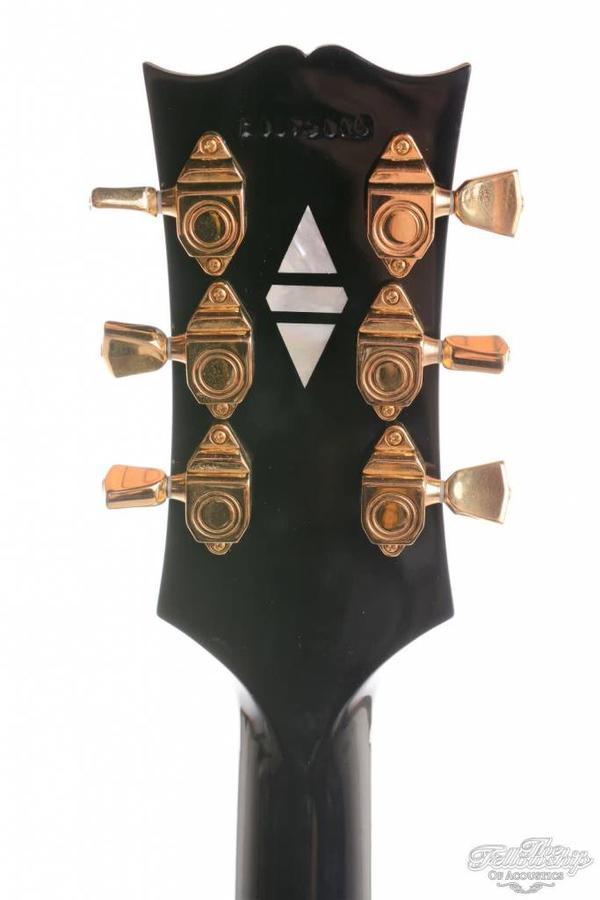 Gibson Custom Shop Super 400CES Ebony 2005