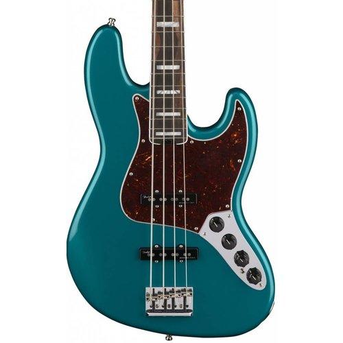 Fender Fender American Elite Jazz Bass EB Ocean Turquoise Blue