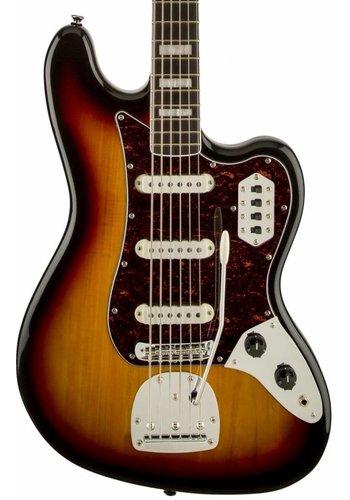 Squier Squier Vintage Modified Bass VI 3-tone sunburst