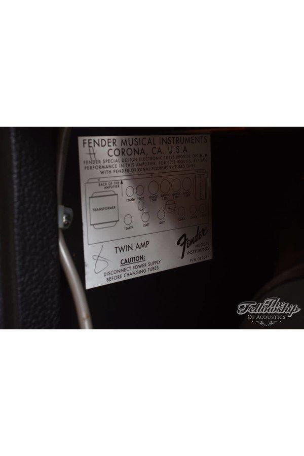 Fender 65 Twin Amp B-Stock