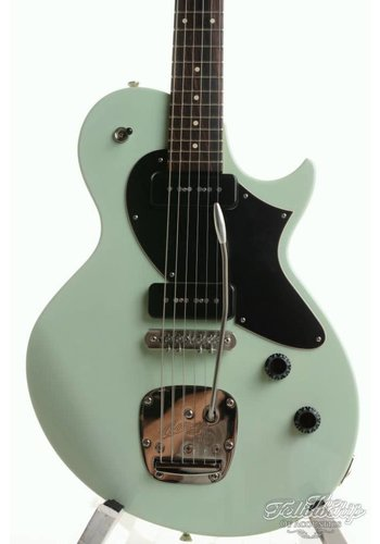 Collings Collings 360LT Seafoam Green Throbak P90
