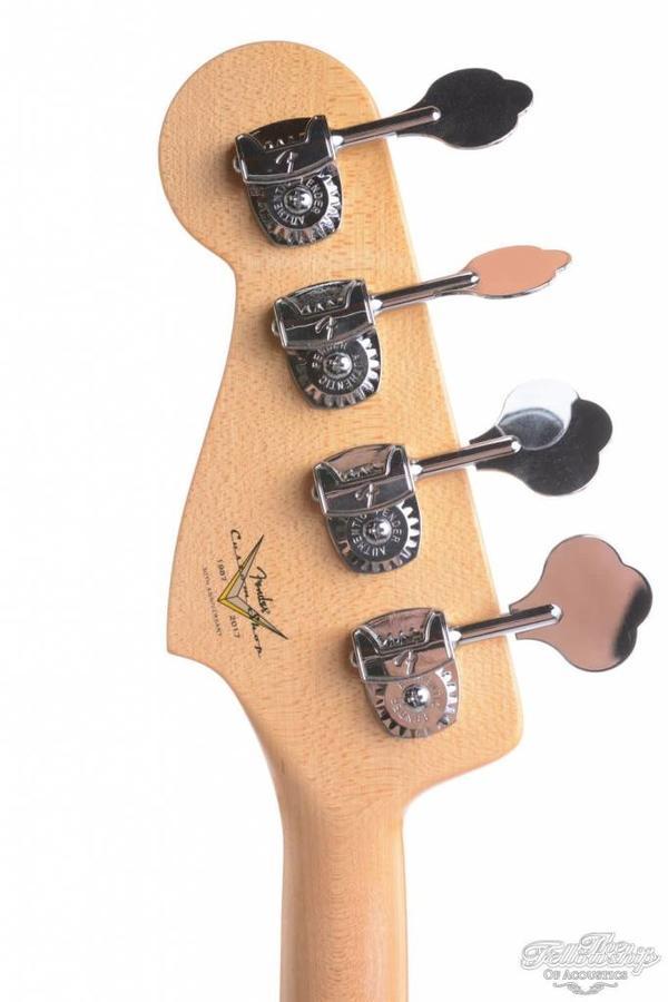 Fender Custom Shop 55 Postmodern Precision  Closet classic Precision Bass Lush Closet Classic Relic Desert Tan