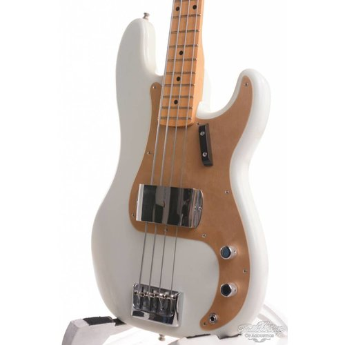 Fender Fender Limited 55 Precision Bass Lush Desert Tan CC Relic