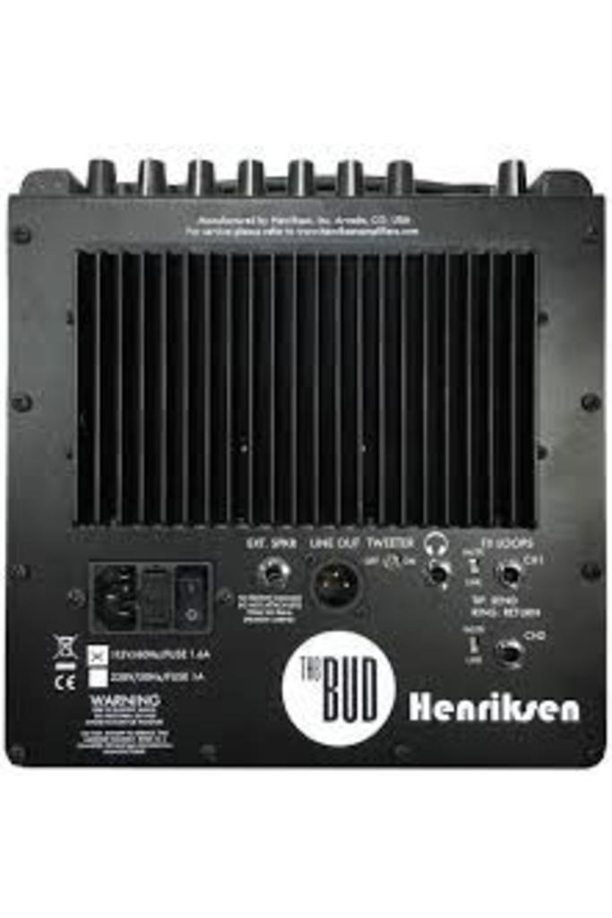 Henriksen The Bud