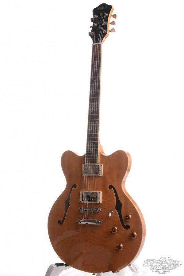 Hofner Verythin Standard v3 German custom shop 2007