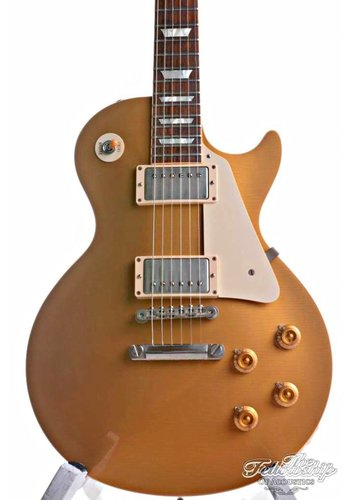 Gibson Gibson Les Paul R7 57 True historic Goldtop Aged 2012