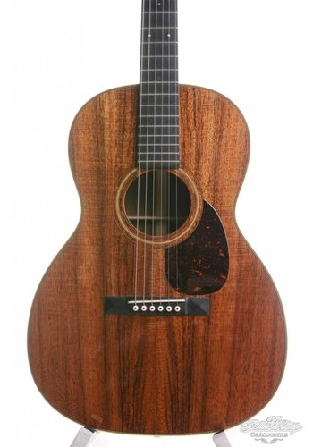 Martin Martin 00028K 1921 Authentic KOA 2014 Near Mint