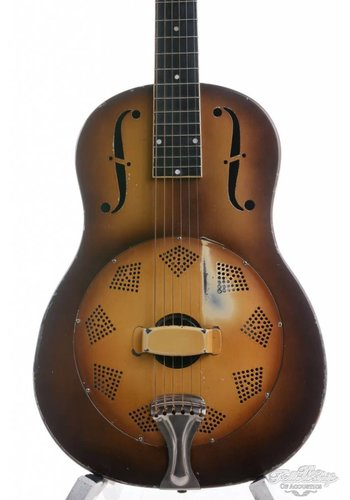 National National Triolian 1930 sunburst (SOLD)