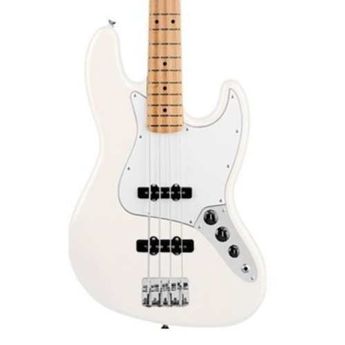 Fender Fender Standard Jazz Bass MN AWT Arctic White